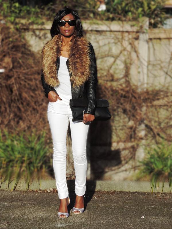 fur and leather